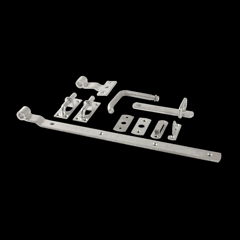 Beschlag Doppel verzinkt Plus 17973-1 CUBIC Verl