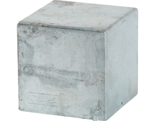 Cubic Stolpehat - 97x97 mm